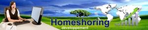 Les avantages du «Homeshoring»