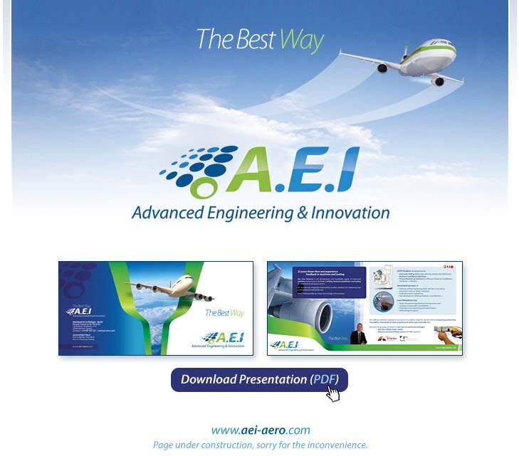 La société A.E.I. : innovation Disruptive